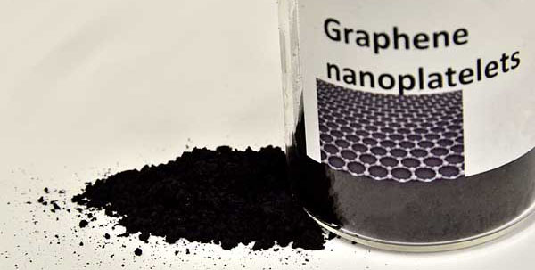 Nanoplatelets de grafeno